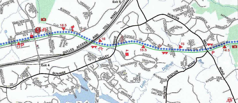 Washington & Old Dominion (W&OD) Bike Trail