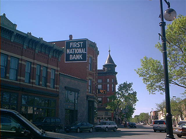 Division Street/Downtown Northfield