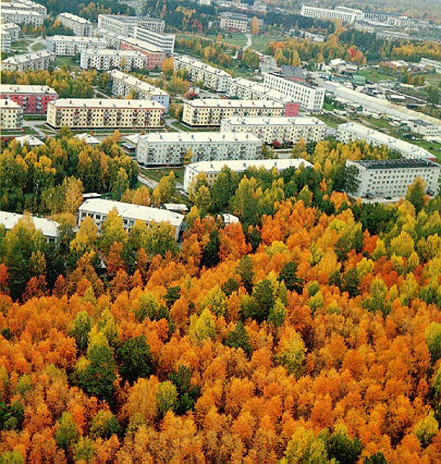 Akademgorodok, Siberia