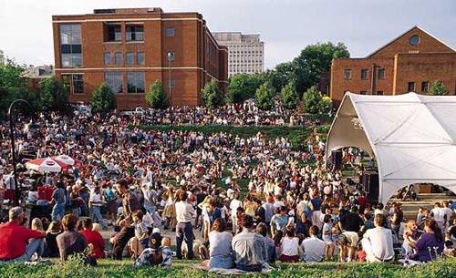 Downtown Mall / Amphitheater
