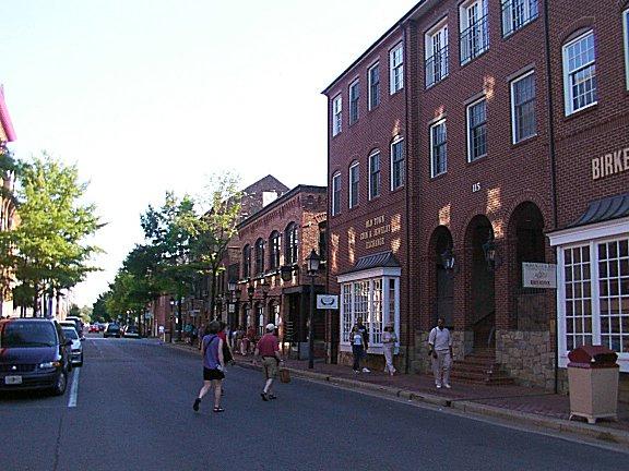 Old Town Alexandria / Market Square