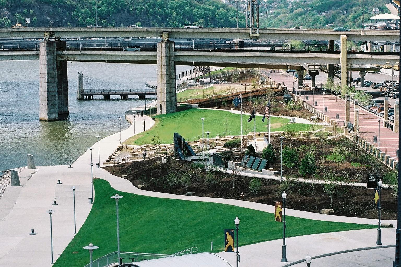 North Shore Riverfront Park