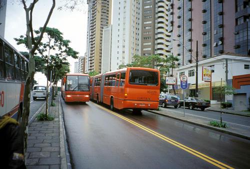 Curitiba Bus Rapid Transit System