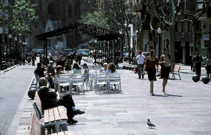 Avinguda de Gaudi