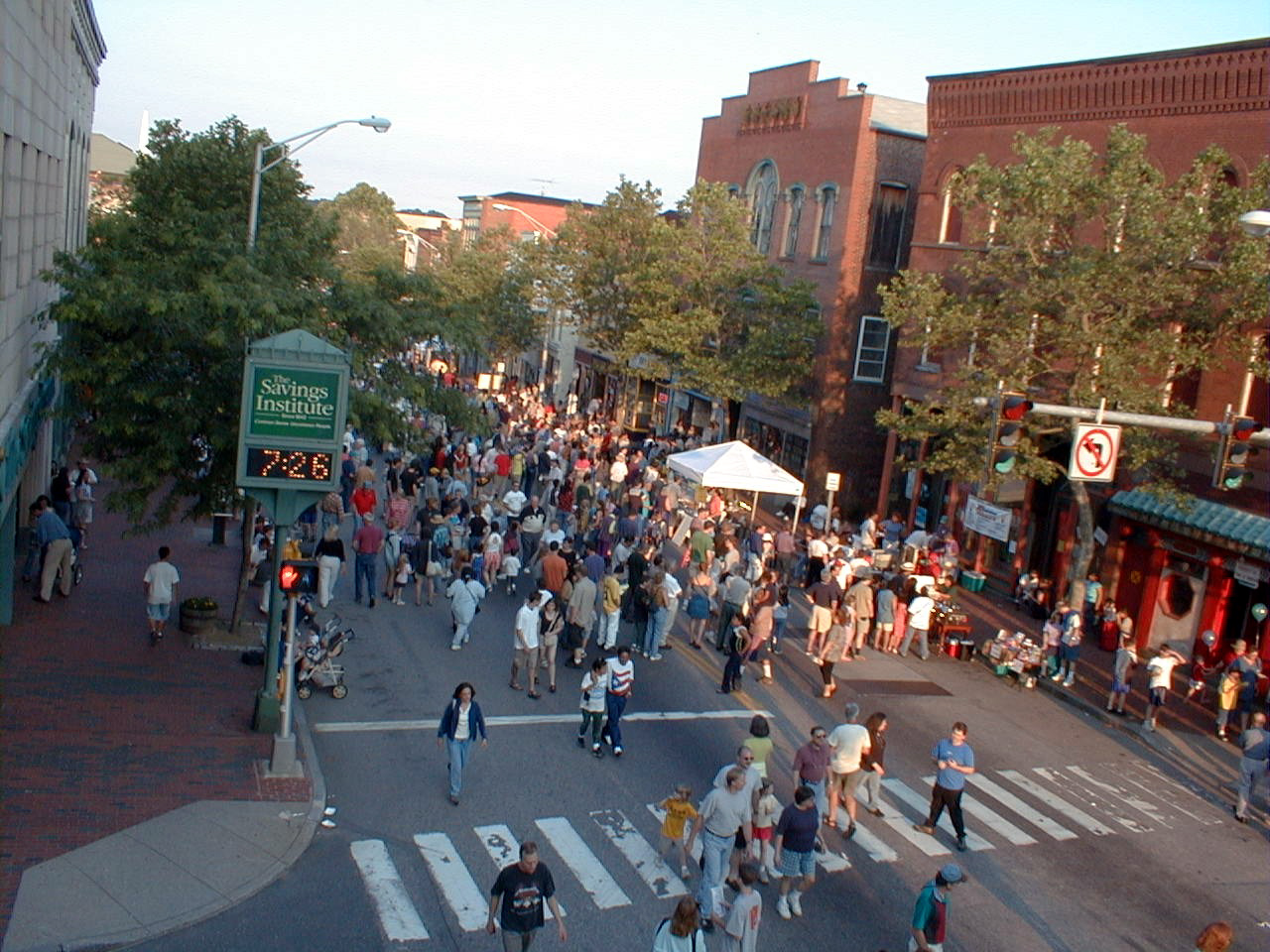 Willimantic Third Thursday Streetfest