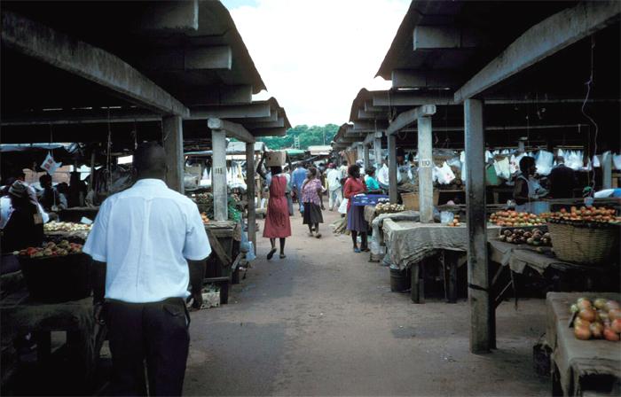 Mbare Market