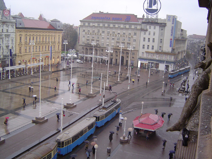 Trg Bana Jelacica