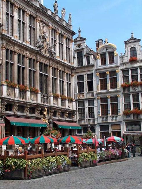 Grand Place (De Grote Markt)