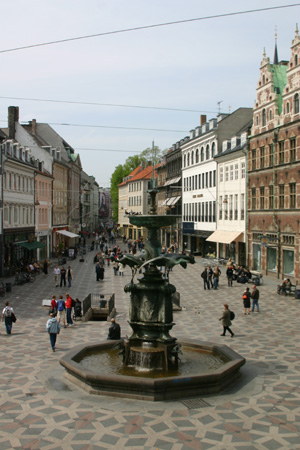 Strøget District