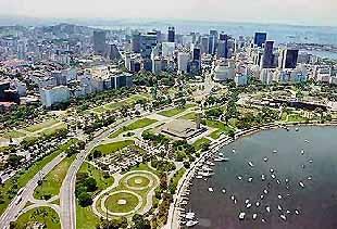 Parque Do Aterro Do Flamengo