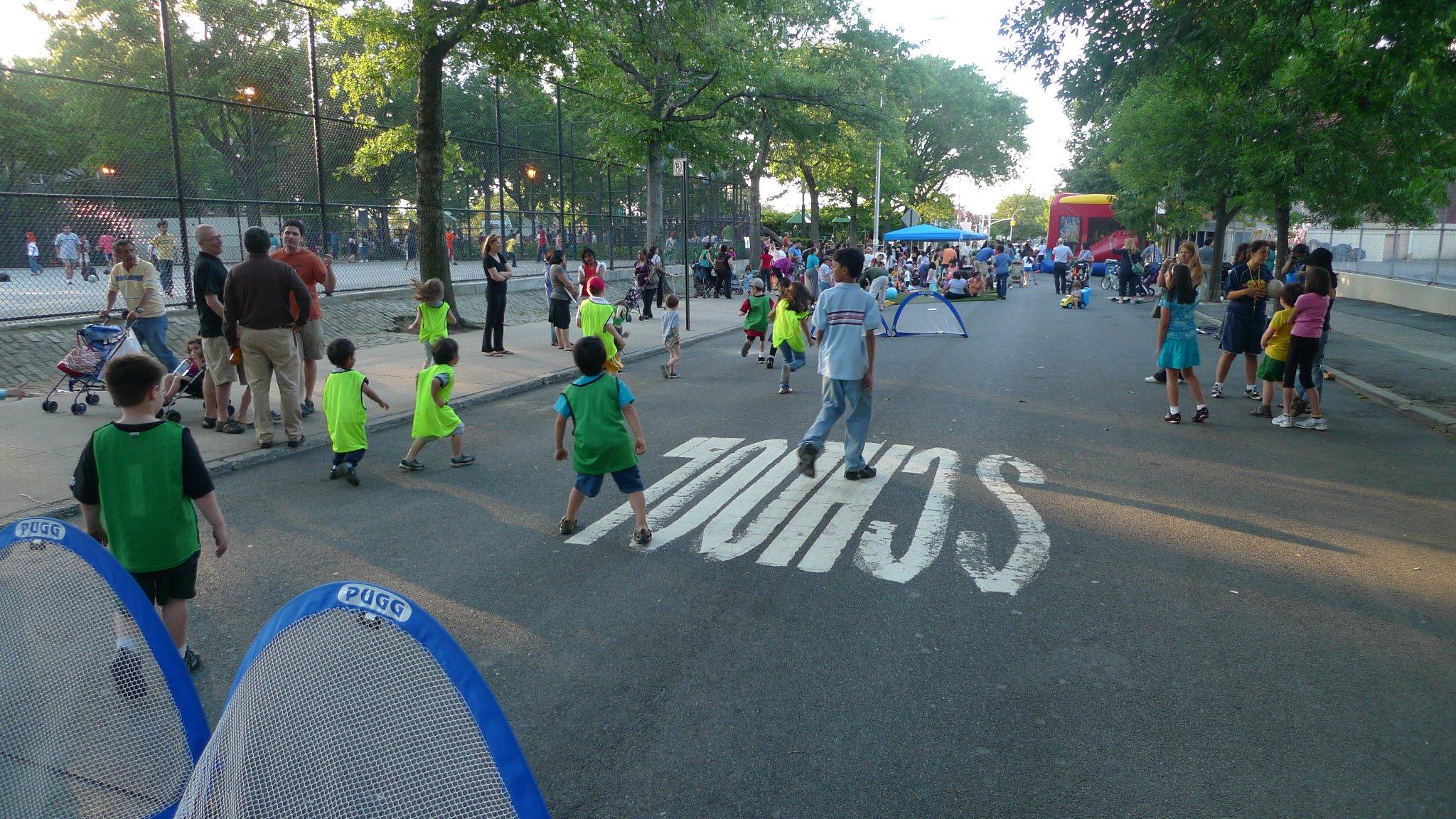 78th Street Play Street