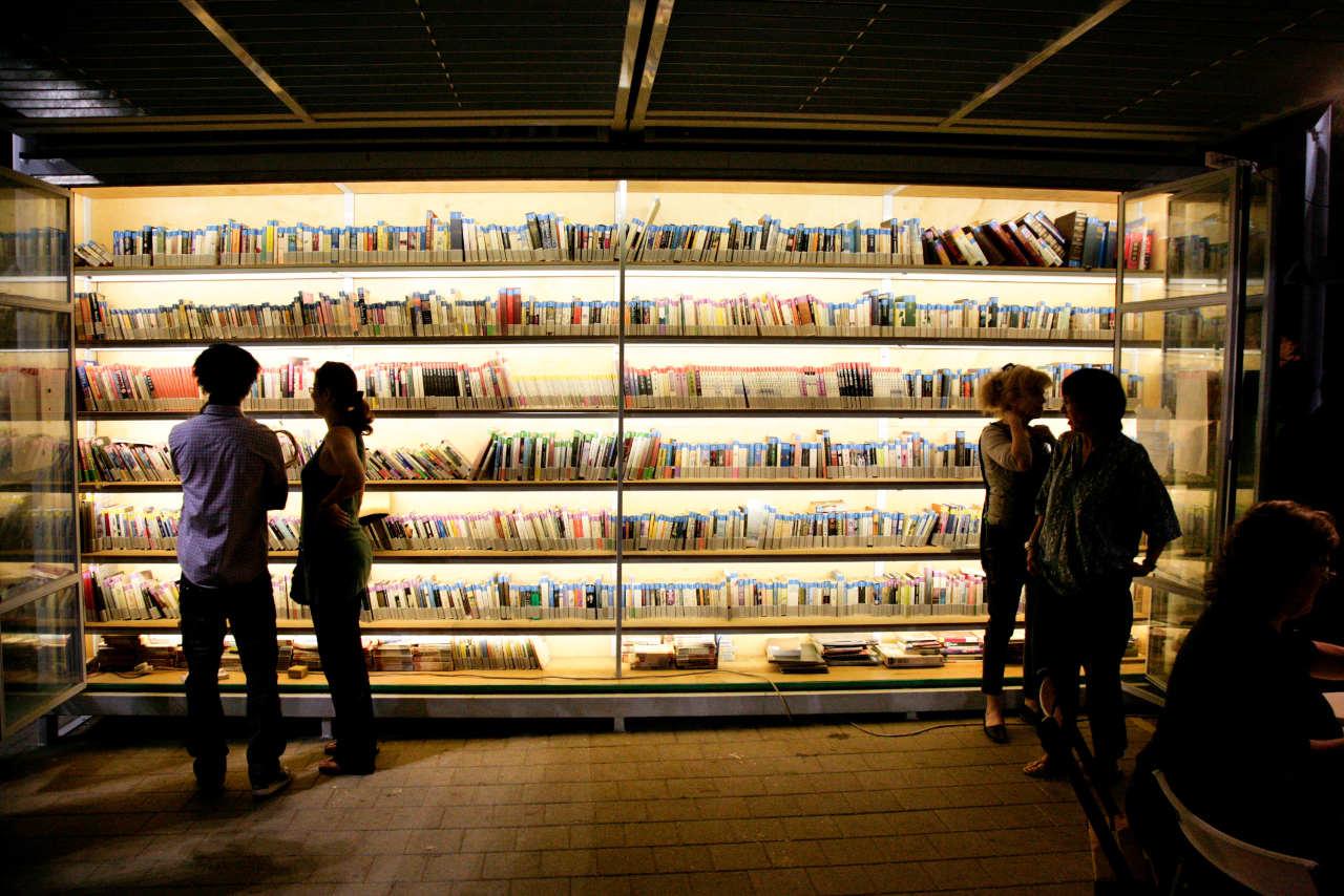 The Garden Library