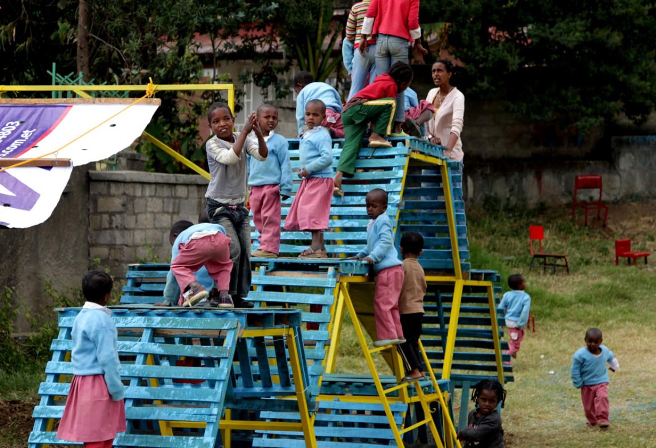 Kibebe Tsehay Playground