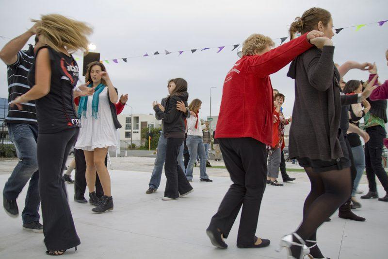 Dance-O-Mat