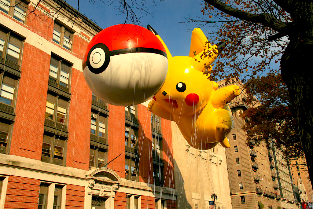Urban Districts Embrace Social >> Go Pokemon Go The Social Life Of Virtual Urban Spaces