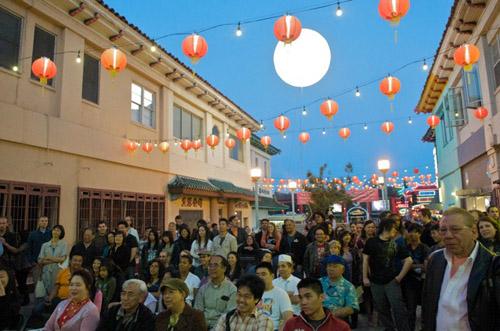 Chinatown Summer Nights Lights Up LA's After-Dark Scene