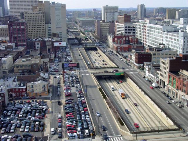 Vine Street Expressway