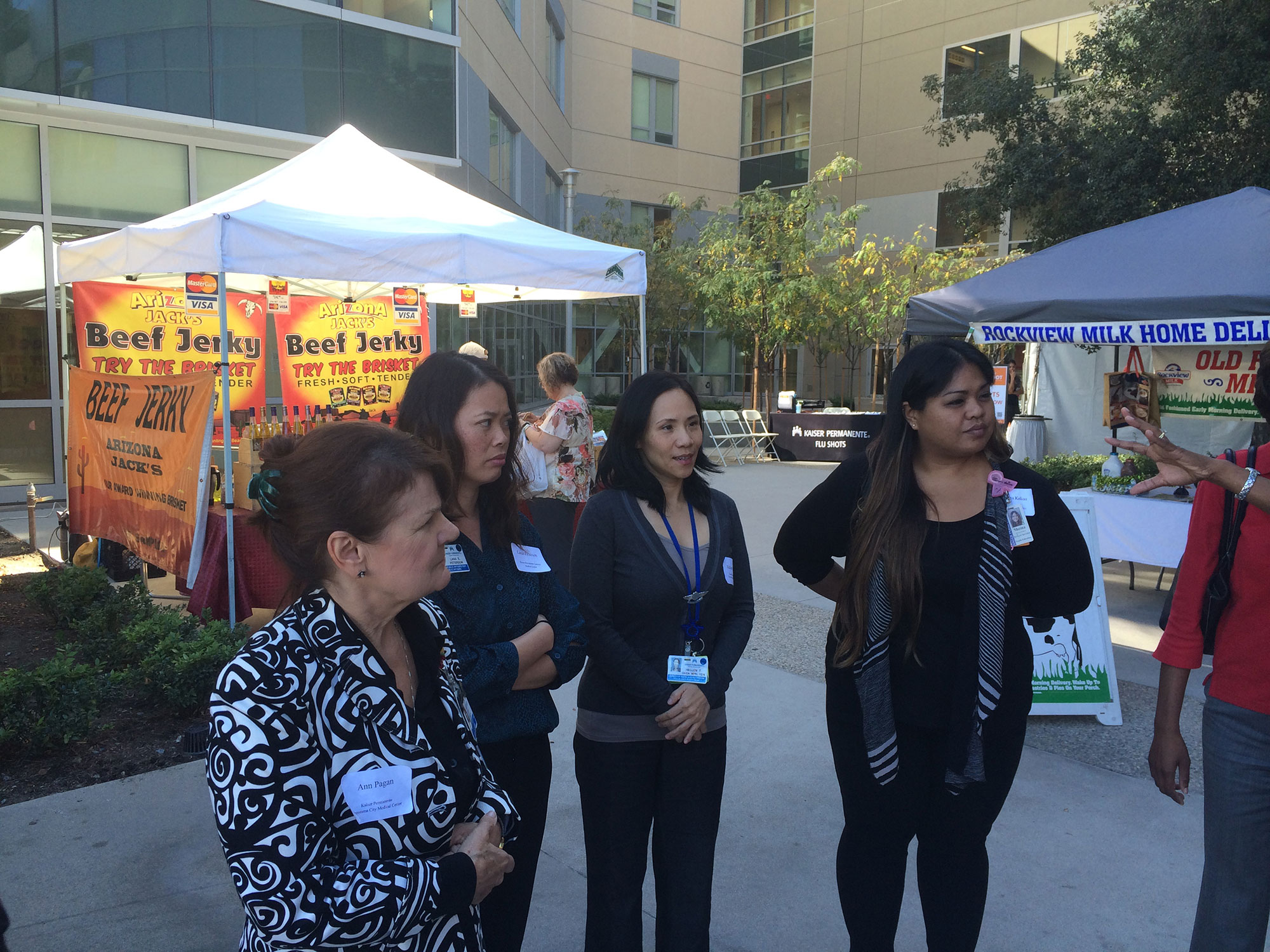 Kaiser Permanente Thriving Markets Initiative