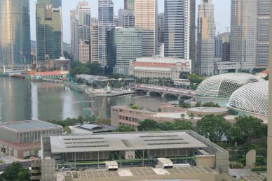 Singapore Urban Redevelopment Authority Training