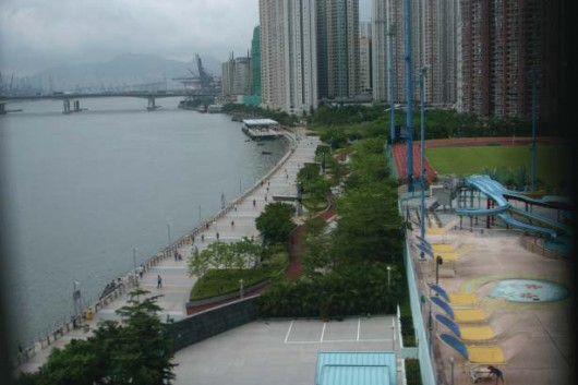 Placemaking on the Hong Kong Waterfront