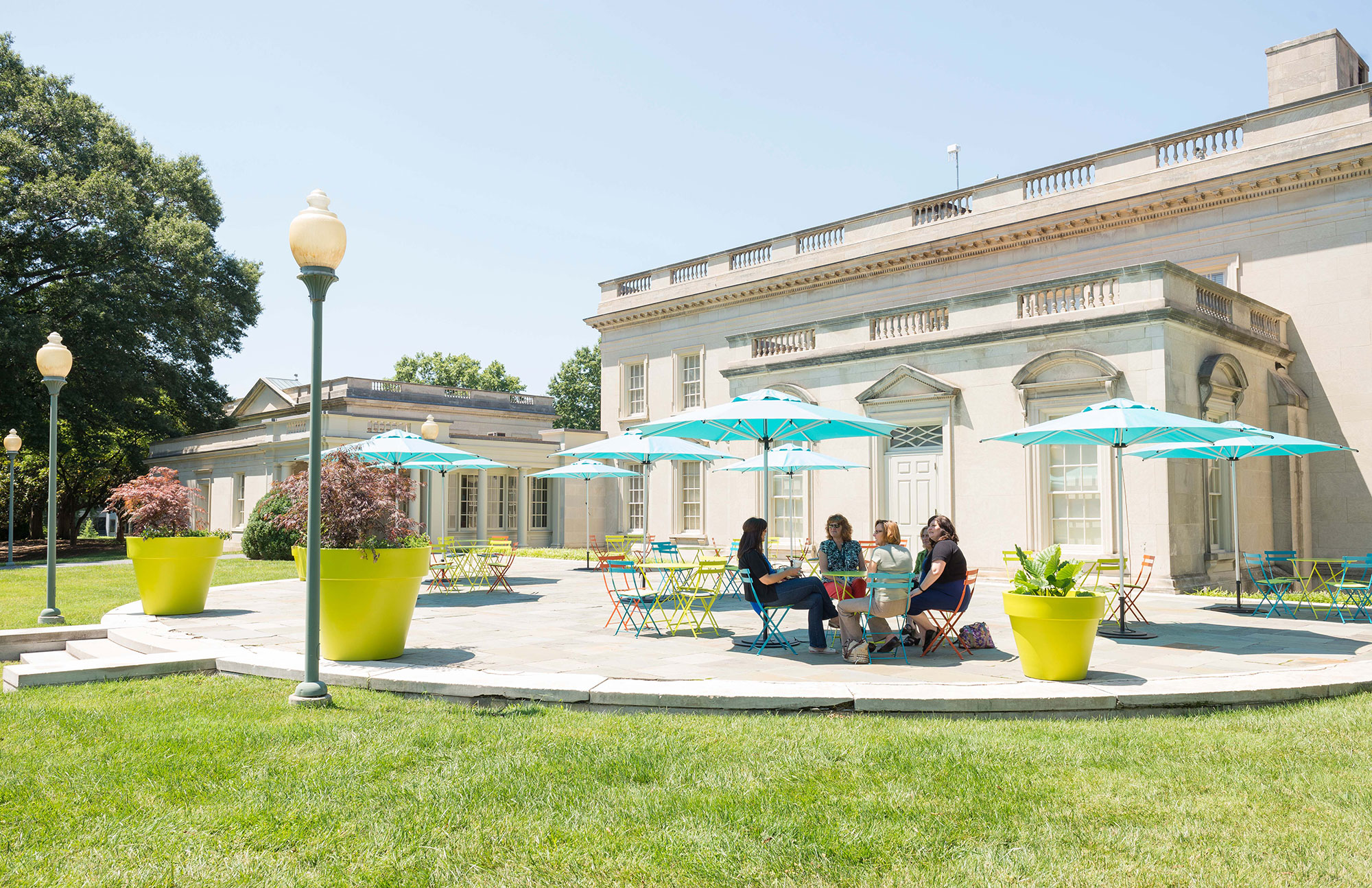 Placemaking at the Virginia Museum of Fine Arts