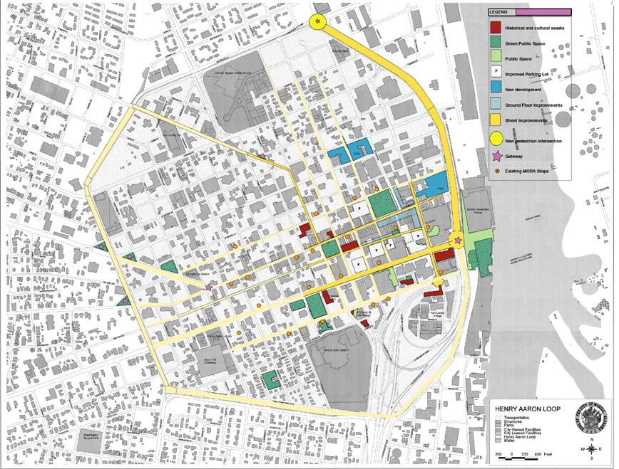 Mobile Public Space Master Plans
