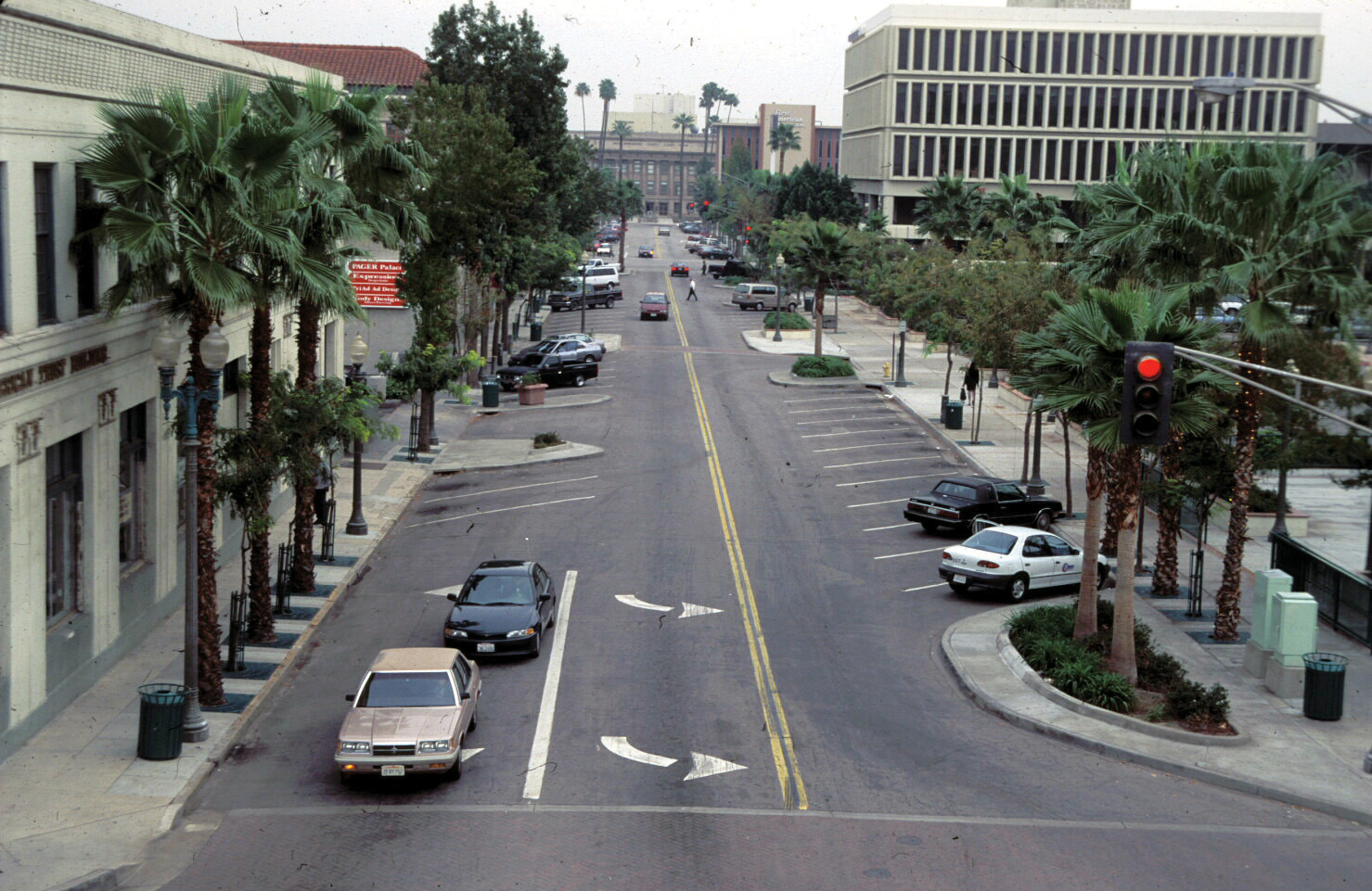 San Bernardino Downtown Street Enhancements