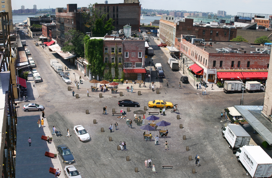 The Meatpacking District: A Community Vision for Gansevoort Plaza