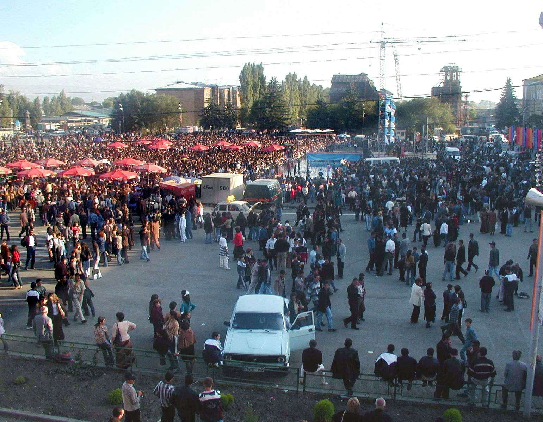 Gyumri Public Square