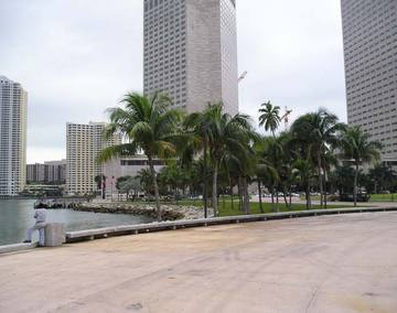 Miami Florida Area Parks Planning
