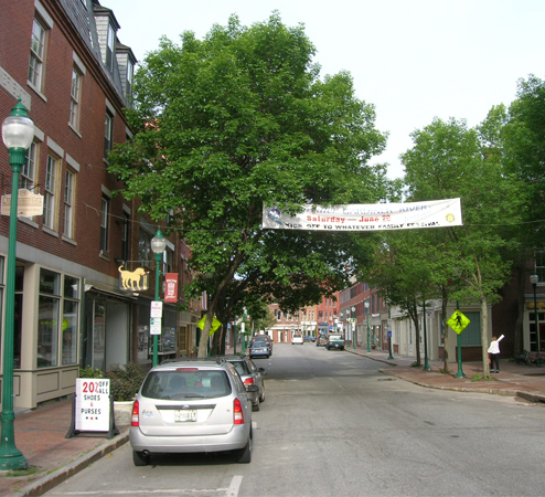 Creating a Vibrant Main Street in Hyde Park, VT