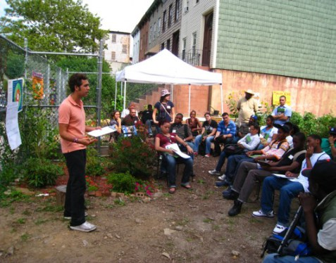Developing Public Participation Tools in Transit Dependent Communities