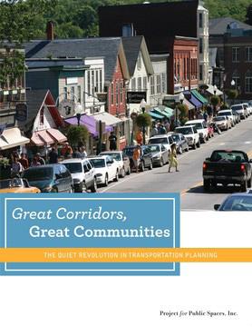 Transportation Advocacy Publication Series