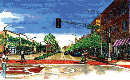 Delmar Metrolink Station Area Plan