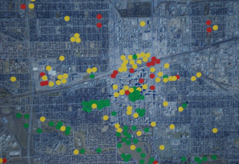 Placemaking in Regina, Saskatchewan