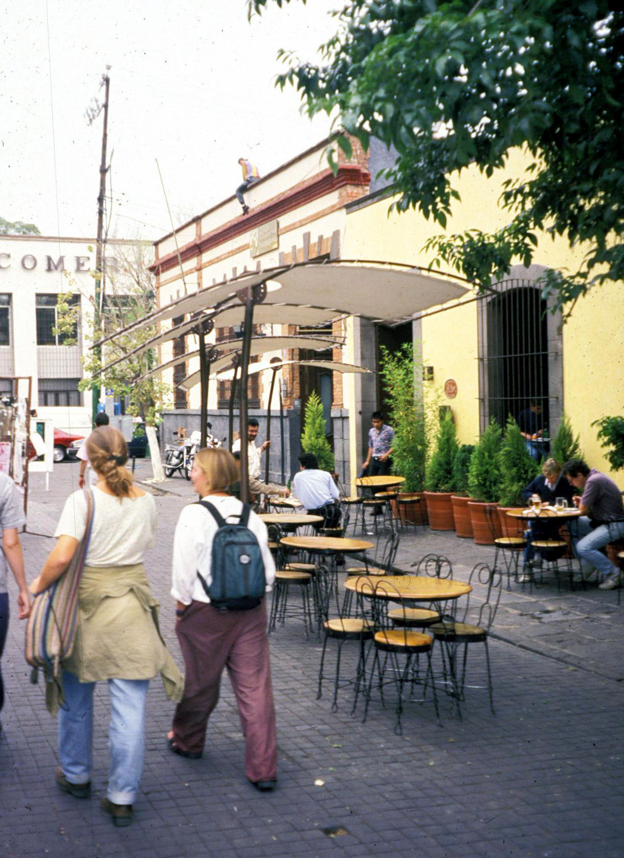 Plaza Hidalgo Squares