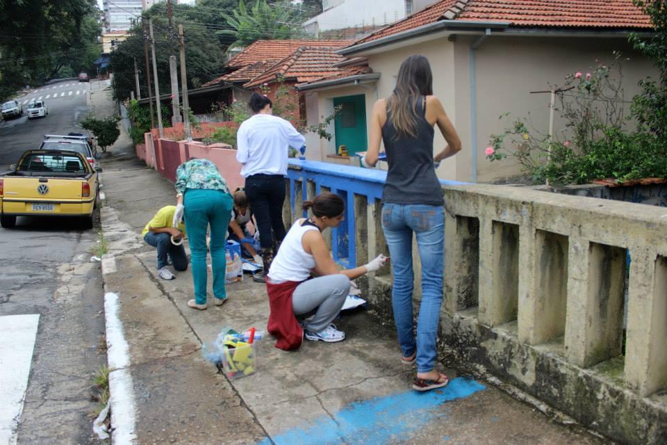 Pedestrian Crossing Parque Linear das Corujas