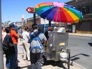 Start a Vending Cart Program