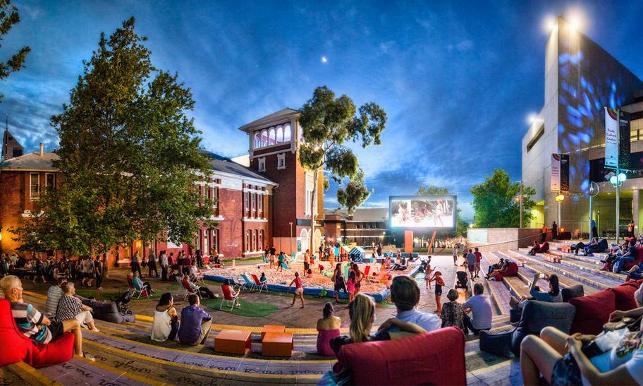 Perth Cultural Centre Place Plan