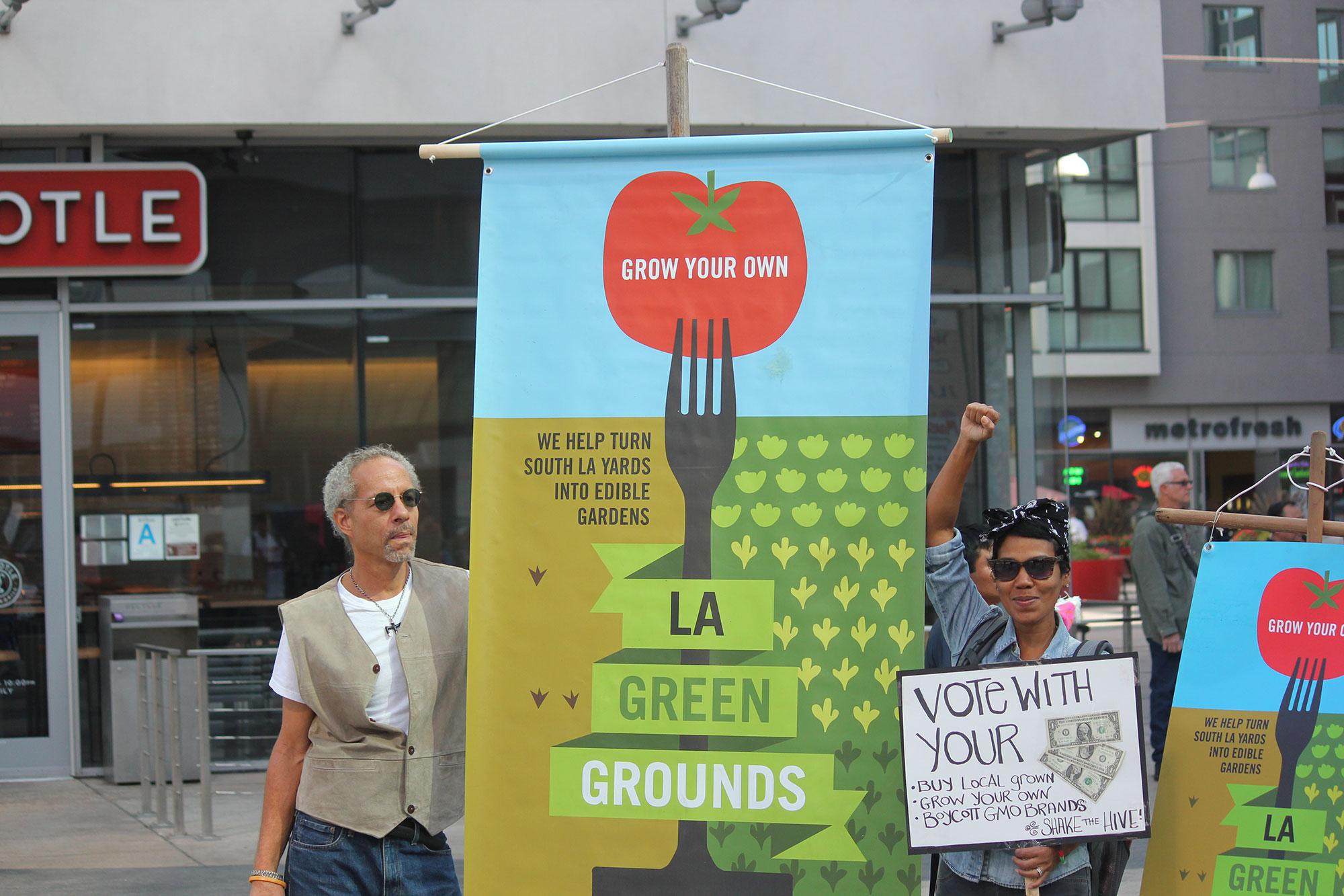 LA Green Grounds