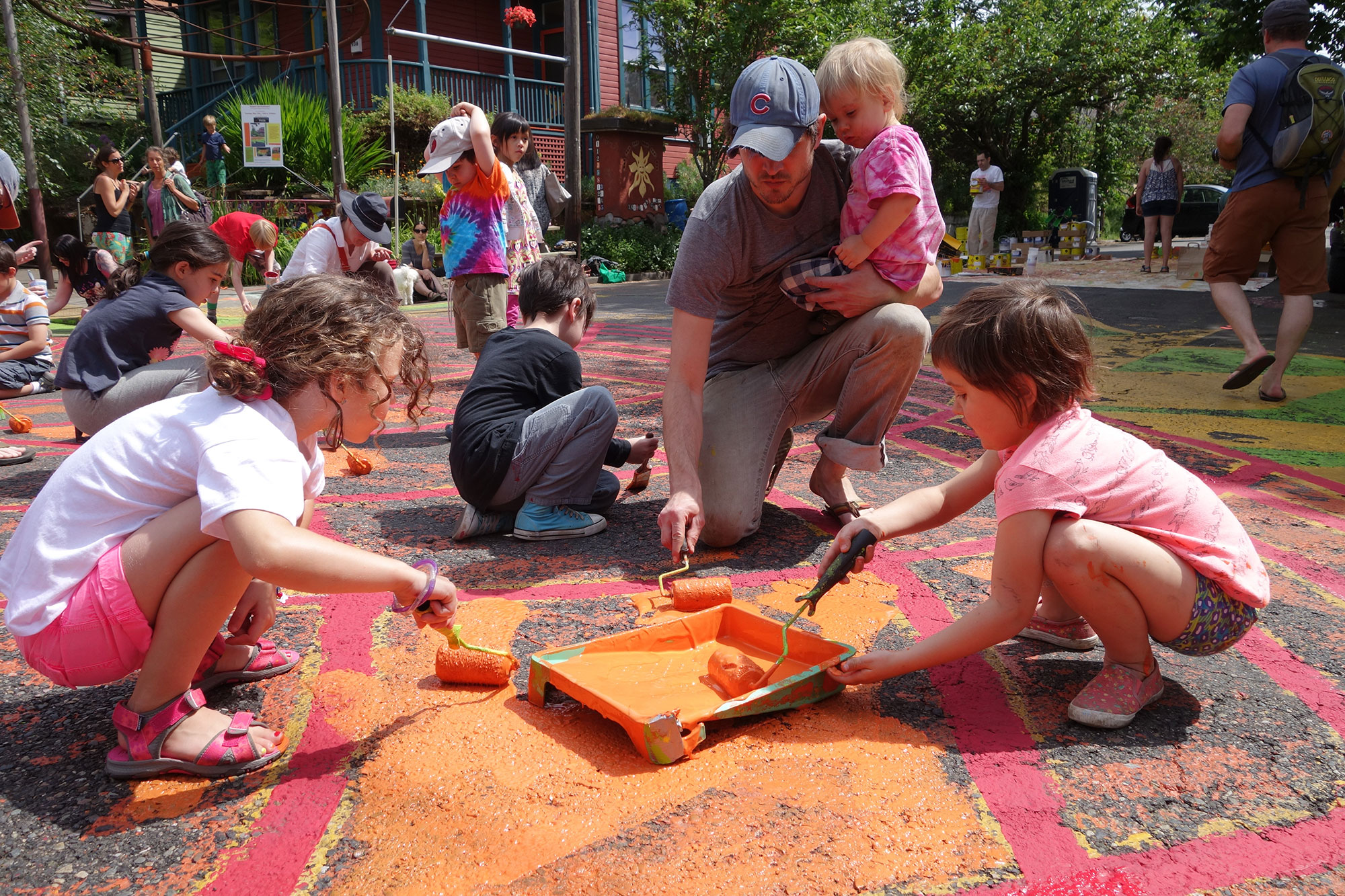 Intersection Repair