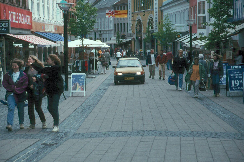 Copenhagen paving