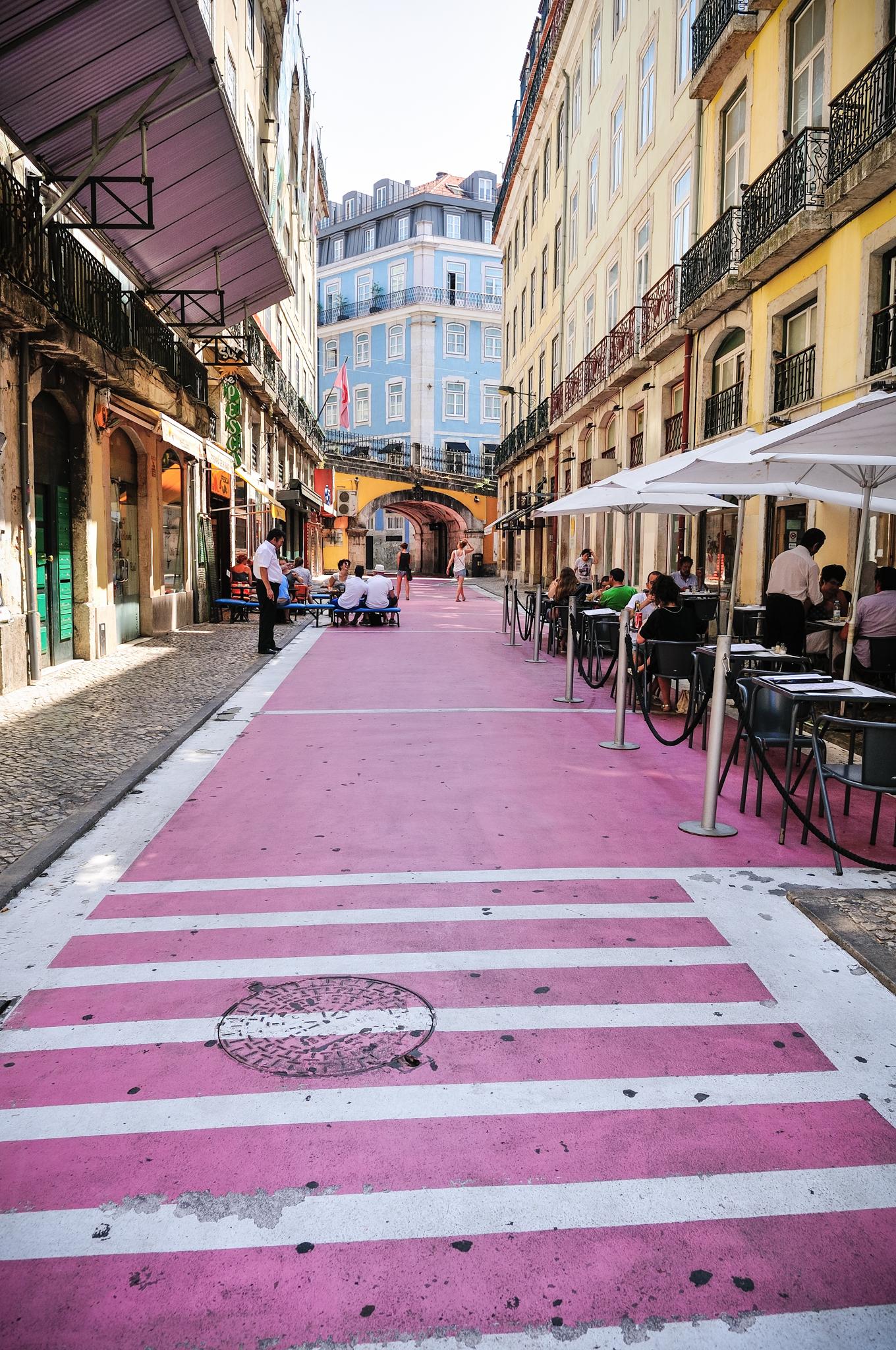 Rua Nova do Carvalho