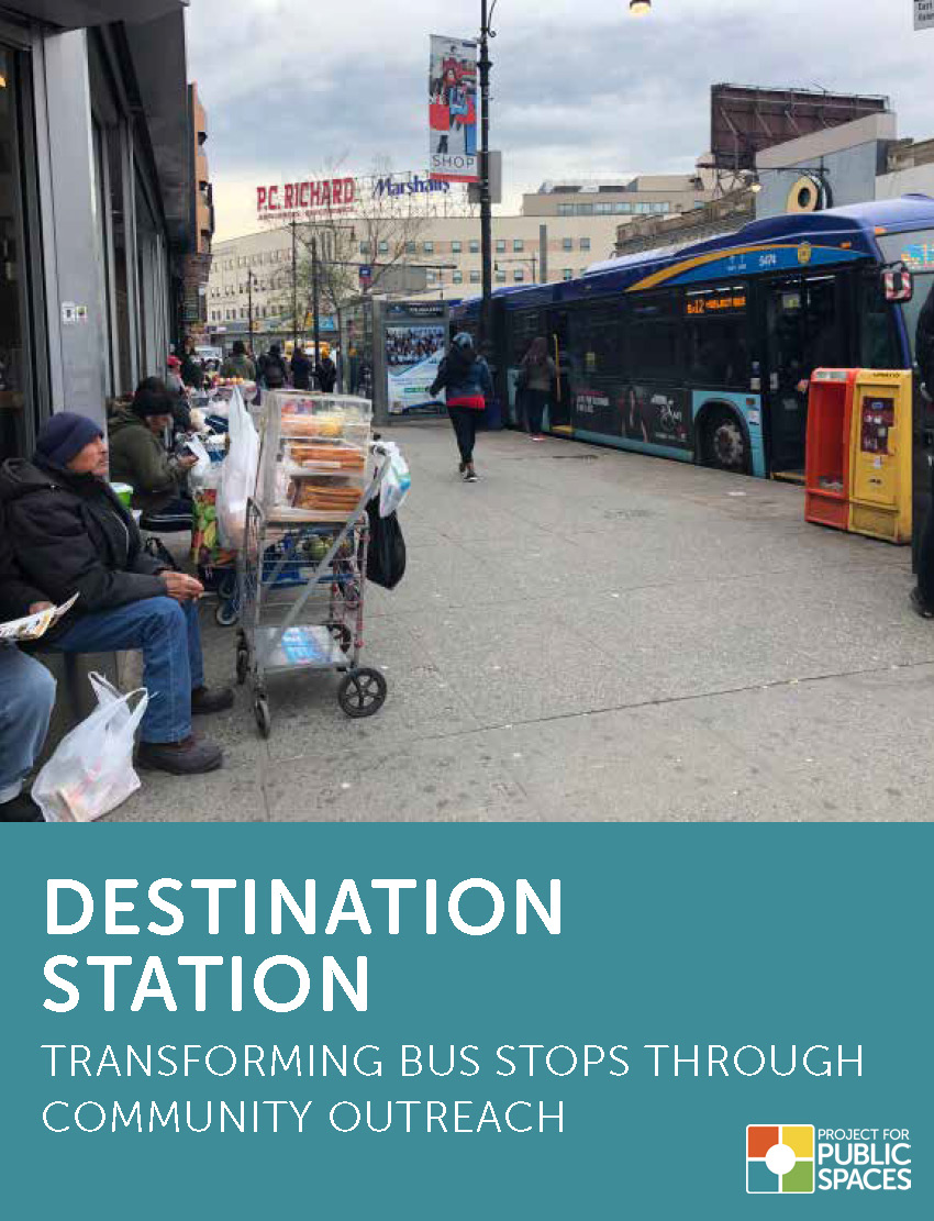 Destination Station: Transforming Bus Stops through Community Outreach