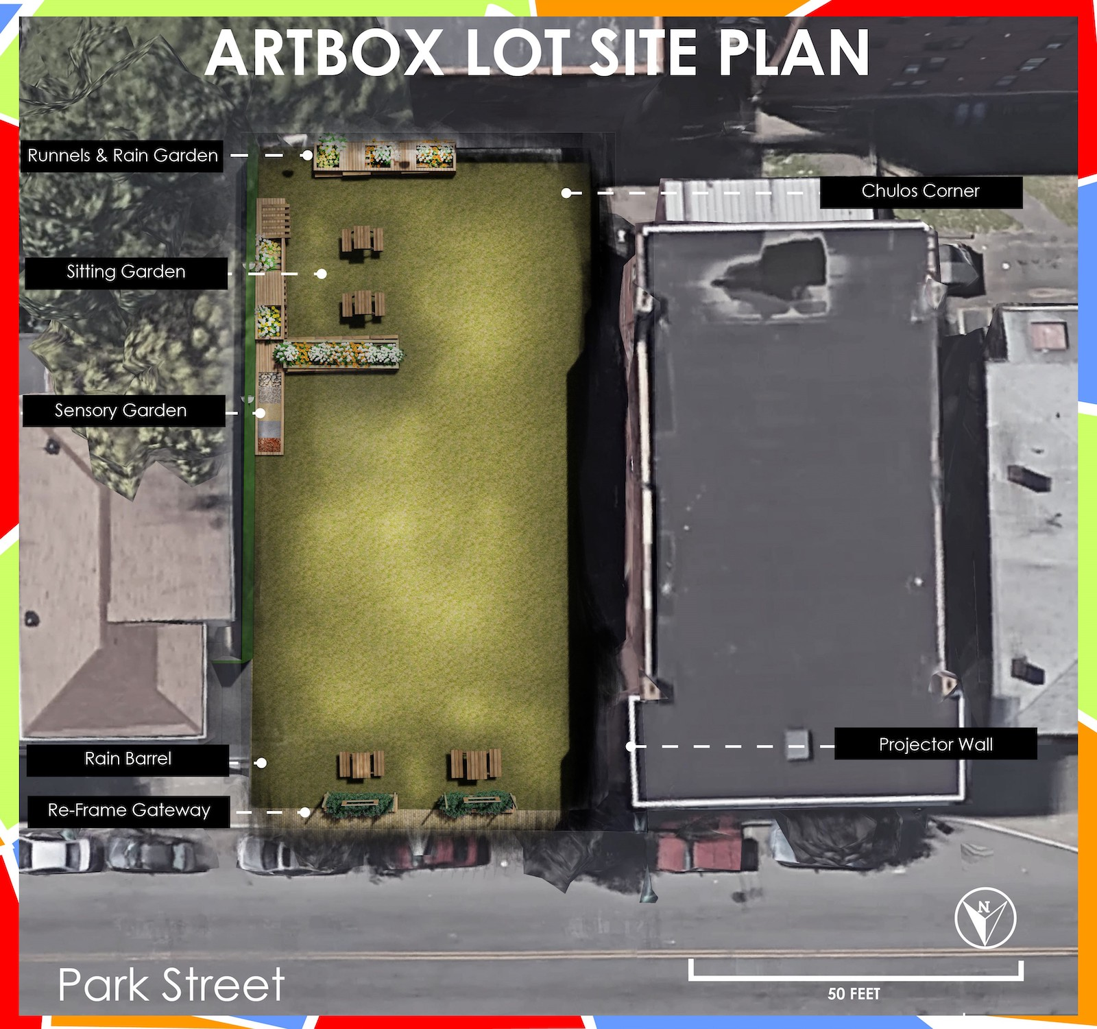 Artbox Lot