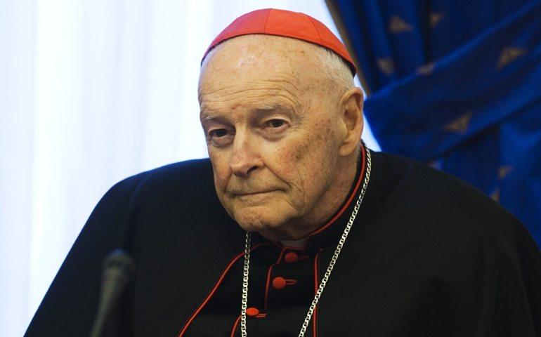 Cardinal McCarrick in Washington