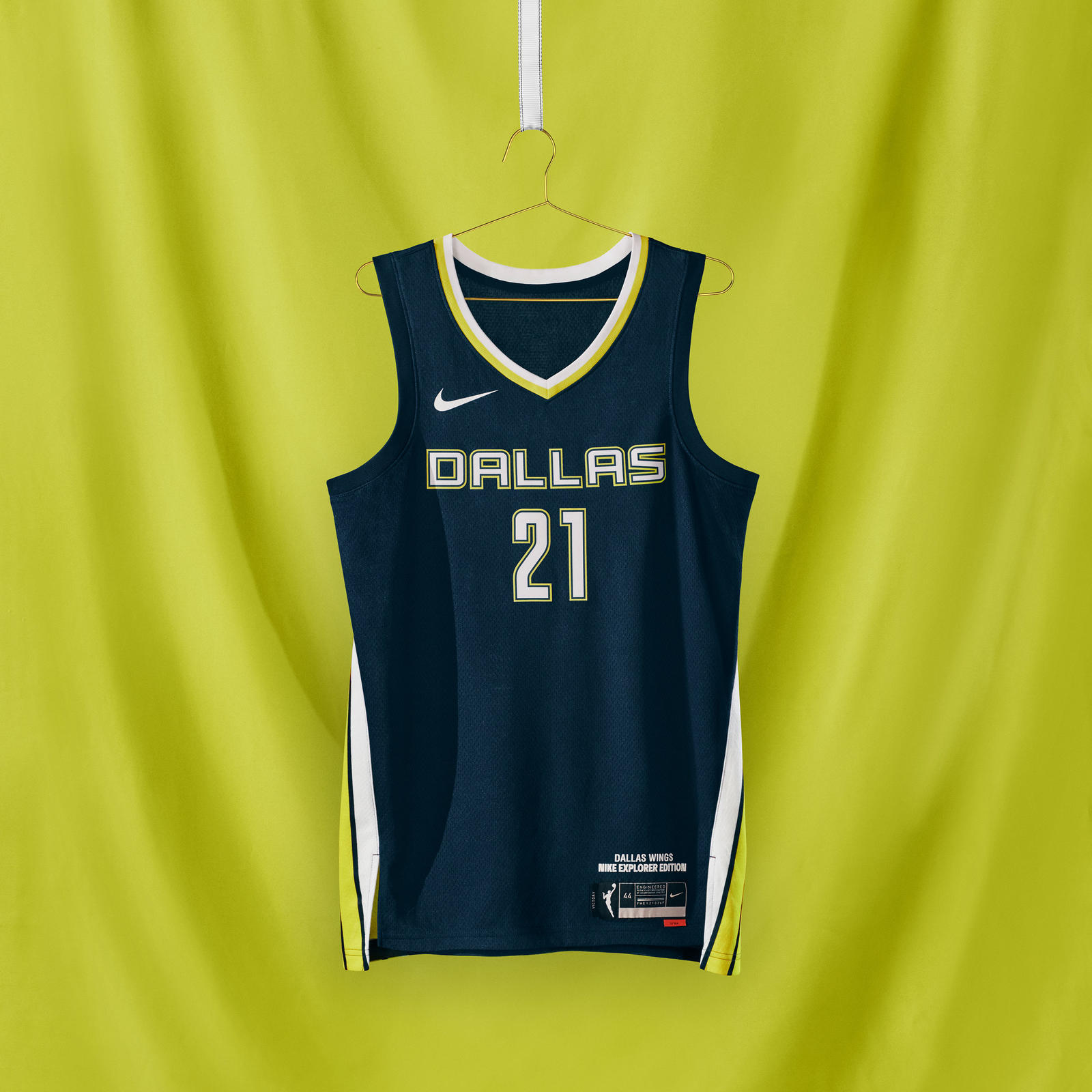 Nike WNBA 2021 Uniform Editions  1