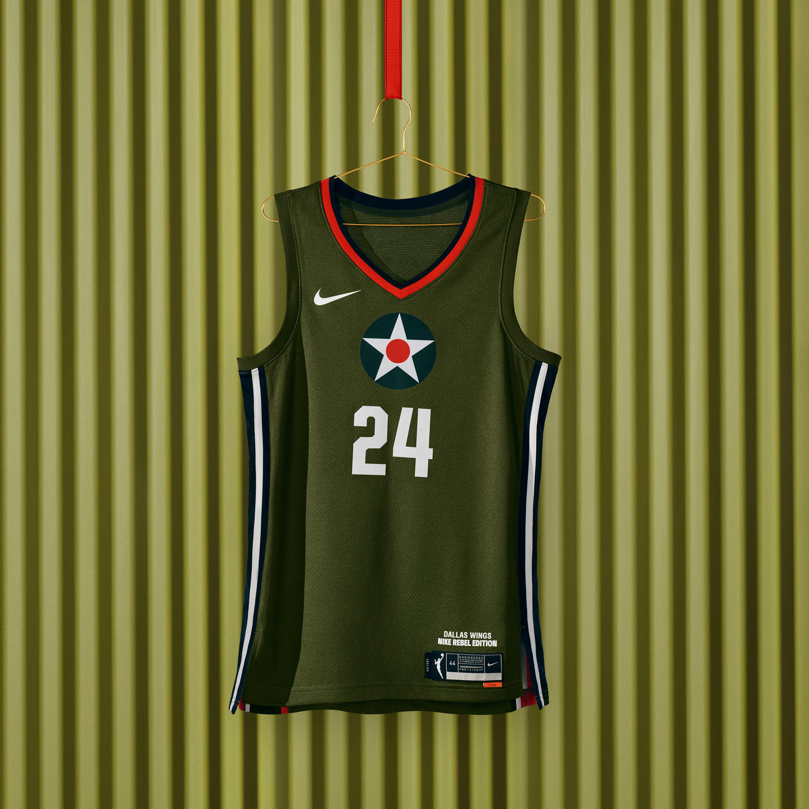 Nike WNBA 2021 Uniform Editions  9