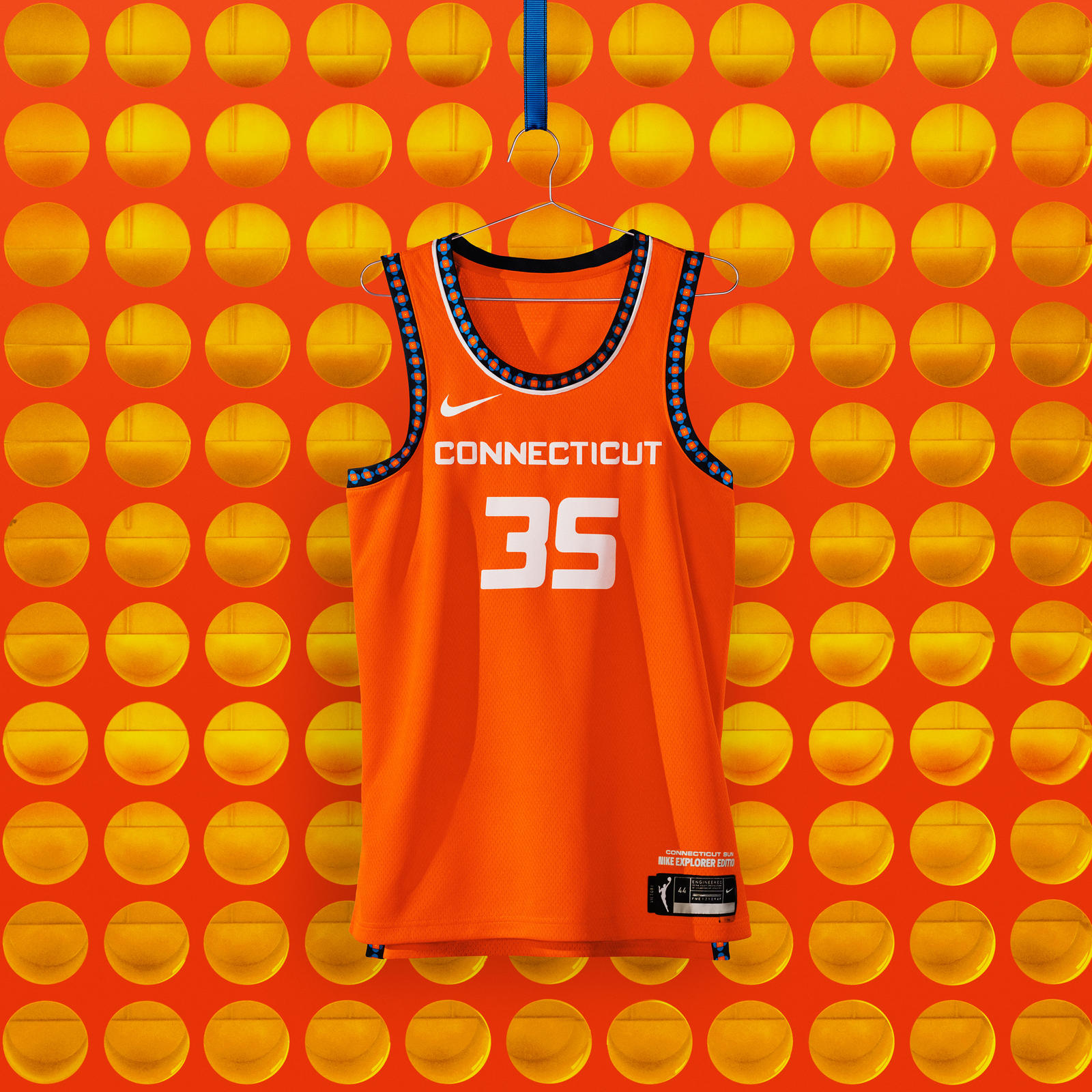Nike WNBA 2021 Uniform Editions  3