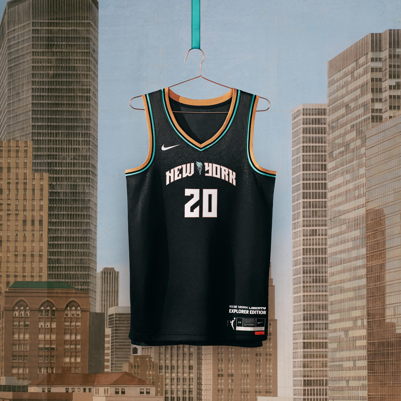 Nike WNBA 2021 Uniform Editions  15